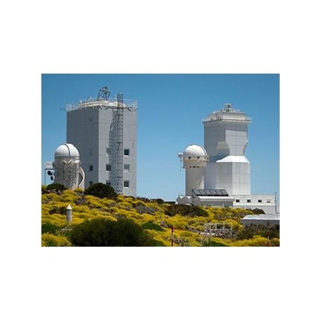 Visita al Observatorio 21€