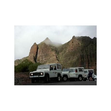 Jeep Safari Masca