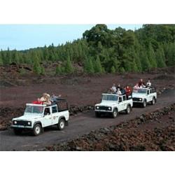 La Gomera (Jeep Safari + almuerzo)