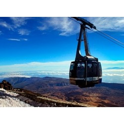 Cañadas del Teide + cable car (optional)