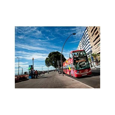 Bus turístico Santa Cruz - Citysightseeing