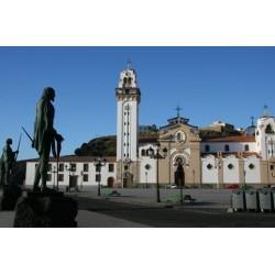 Santa Cruz con mercado - Candelaria - Teide